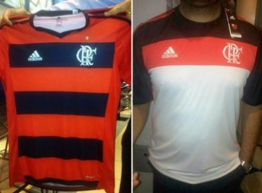 Nova camisa do Flamengo vaza na internet