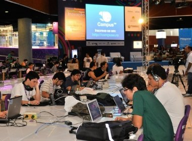 Campus Party de Recife come�a nesta sexta
