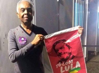 Gilberto Gil será ouvido por Moro como testemunha de defesa de Lula nesta quinta