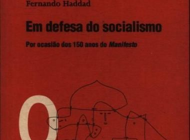 Editora desmente Olavo de Carvalho sobre boato de que livro de Haddad incentiva incesto