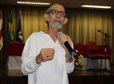 Professor Antônio Saja morre aos 64 anos; sepultamento é nesta terça no Campo Santo