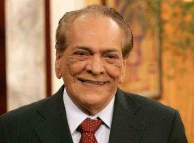 Lúcio Mauro morre aos 92 anos com problemas respiratórios