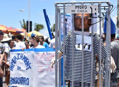 Comitê Lula Livre cria marchinha de Carnaval com crítica a Moro: 'O bandido era o juiz'