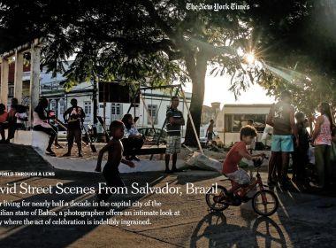 New York Times retrata Salvador pelas lentes de fotógrafa canadense que viveu na cidade