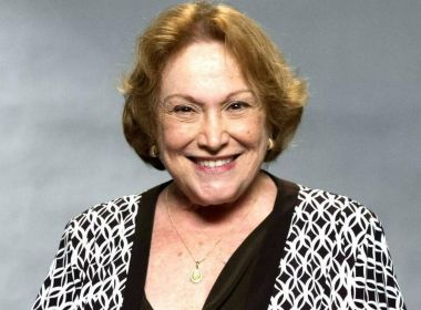 Morre aos 87 anos a atriz Nicette Bruno, vítima da Covid-19