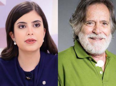 José de Abreu ataca deputada Tábata Amaral após entrevista: 'Lembra o Collor'