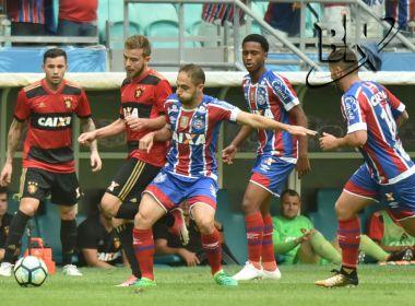 Bahia perde para o Sport e chega ao quinto jogo consecutivo sem vencer em  casa 8662ce4cc2857