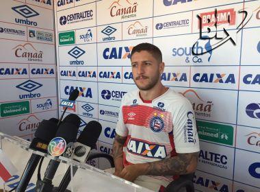 Zé Rafael reforça importância de jogo contra o Altos e mira resultado positivo