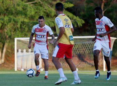 De olho na classificação antecipada, Bahia recebe o Altos pelo Nordestão