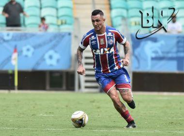 Autor do segundo gol tricolor, Vinícius comemora triunfo: 'Importante'