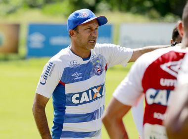 Após derrota, Cláudio Prates aponta queda do Bahia no segundo tempo