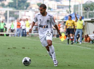 Bahia está perto de fechar com o atacante Clayton, do Atlético-MG