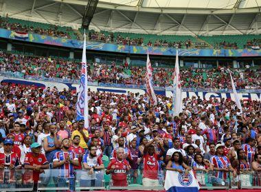 Bahia x Flamengo: ingressos à venda para a partida na Arena Fonte Nova