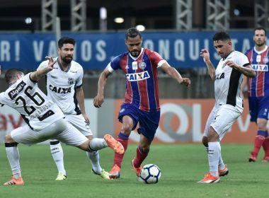 Lucas Fonseca e Elton desfalcam o Bahia na próxima partida contra o  Atlético-MG c47498d7628f9