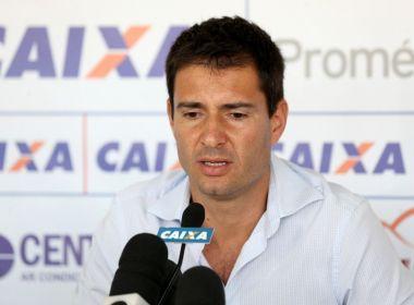bc063ea836 Diego Cerri confirma contratação de Caique e diz que Jean Mota deseja atuar  pelo Bahia