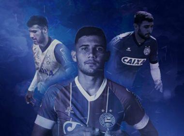 Bahia adquire zagueiro Ignácio em definitivo; novo contrato é válido até 2022