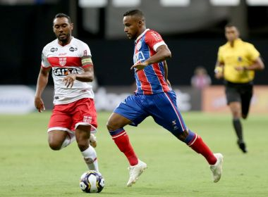 Bahia empata com o CRB na estreia da Copa do Nordeste