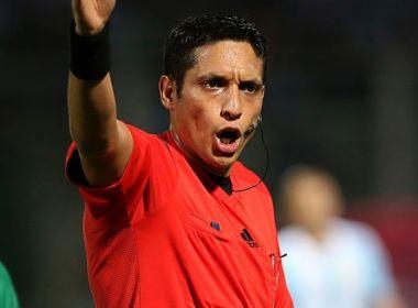 VAR em 2018, árbitro venezuelano comanda Bahia x Liverpool-URU