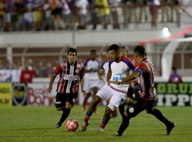 f589764ba616f Técnico do Bahia defende Rogério   Está errando porque quer acertar