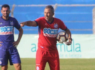 Após vexame, Bahia abre duelo da terceira fase da Copa do Brasil contra o CRB