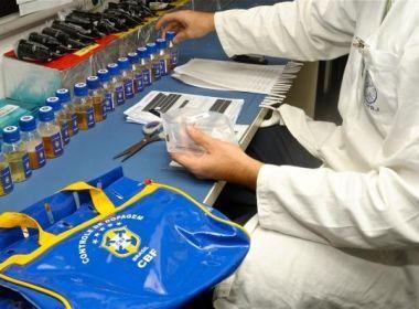Bahia solicita controle antidoping para as finais do Baianão 2019