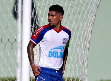 Bahia confirma empréstimo do volante Yuri a clube do Japão