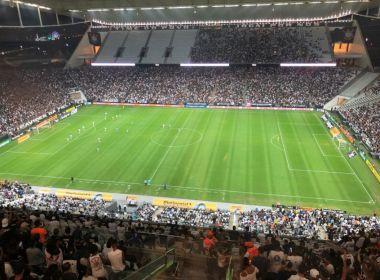 Corinthians x Bahia: CBF anuncia mudança no horário da partida