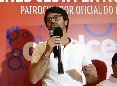 Presidente do Bahia diz que relação com a Arena ficou 'arranhada' após Vitória e cerveja