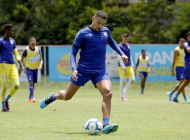 Com trio de ataque poupado, Bahia finaliza preparação para enfrentar o São Paulo