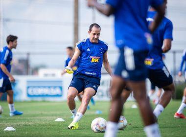 Após deixar o Cruzeiro, Rodriguinho deverá ser anunciado pelo Bahia nos próximos dias