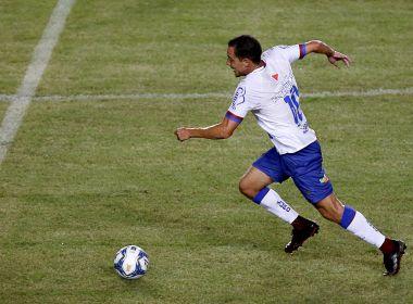 Com Rodriguinho, Bahia está definido para enfrentar o Botafogo-PB