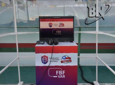 VAR está confirmado para as finais do Campeonato Baiano