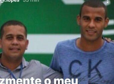 Infectado pela Covid-19, primo do zagueiro Ernando morre em Goiás