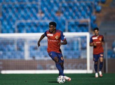 Basel anuncia que não vai comprar Eric Ramires; meia retorna ao Bahia