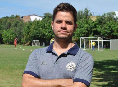 Com proposta da China, coordenador da base Roberto Braga deixa o Bahia