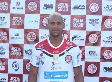 Bahia acerta com o lateral-esquerdo Felipinho, do Atlético de Alagoinhas