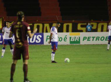 Bahia perde para o Sport e volta para a zona de rebaixamento