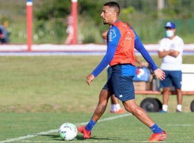 Com treino focado na parte técnica, Bahia encerra preparação para enfrentar o Vasco