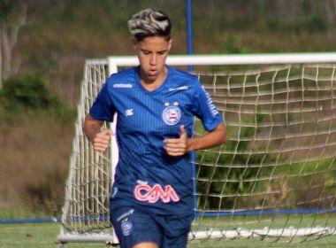 Gadu se diz ferida e relata falta de alimentação para o time feminino; Bahia nega
