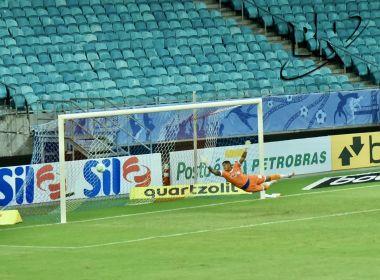 Com goleiro Anderson, Bahia tem aproveitamento de 16% na Série A