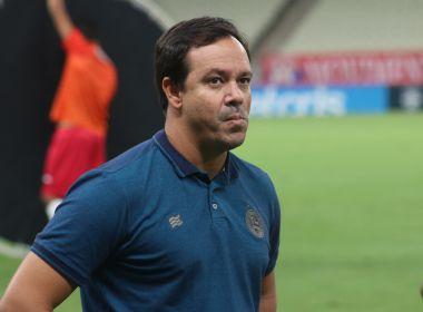 Após se livrar da queda, Bahia busca classificação para Copa Sul-Americana