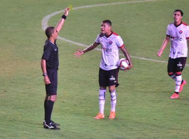 Após acertar com volantes, Bahia desiste da contratação de Guilherme Rend