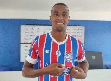 Luiz Otávio é registrado no BID e fica apto para atuar pelo Bahia