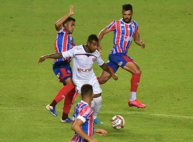 Bahia vence o Bahia de Feira e sai em vantagem na semifinal do Campeonato Baiano