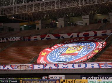 Por conta da estreia da Seleção na Copa América, CBF muda horário de Bahia x Inter