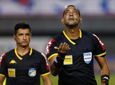 Bahia envia ofício com pedido de áudio e imagens do VAR no jogo contra o Inter