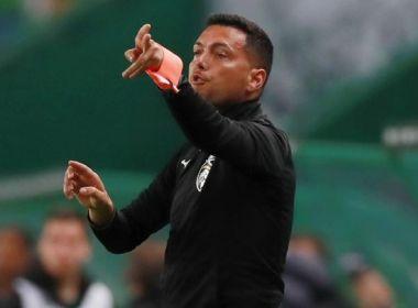 Bahia anuncia o técnico português Bruno Lopes para o time de transição