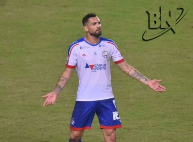 Após gols relâmpago, Gilberto declara amor ao Bahia e diz que não vai sair
