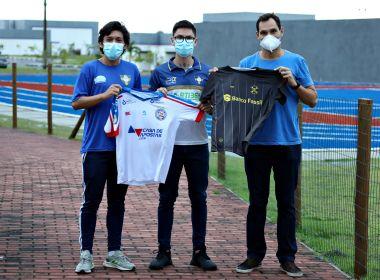 Bahia anuncia parceria com clube da Bolívia; veja detalhes