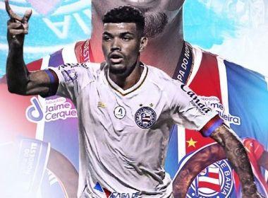 Bahia oficializa venda de Juninho para o Midtjylland, da Dinamarca